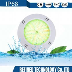 290C Wall Mounted Resin filled LED pool light