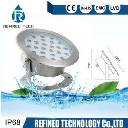 LED Fountain Underwater Pool Light