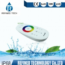 2.4G Touch Screen RGBW Controller